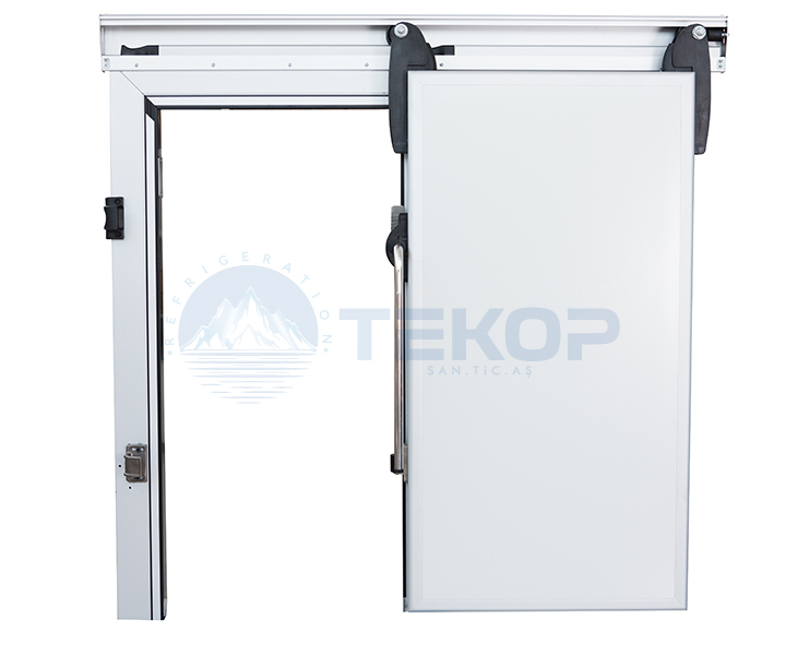 Sliding Cold Storage Room Doors