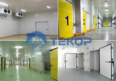 General Cold Storage Rooms