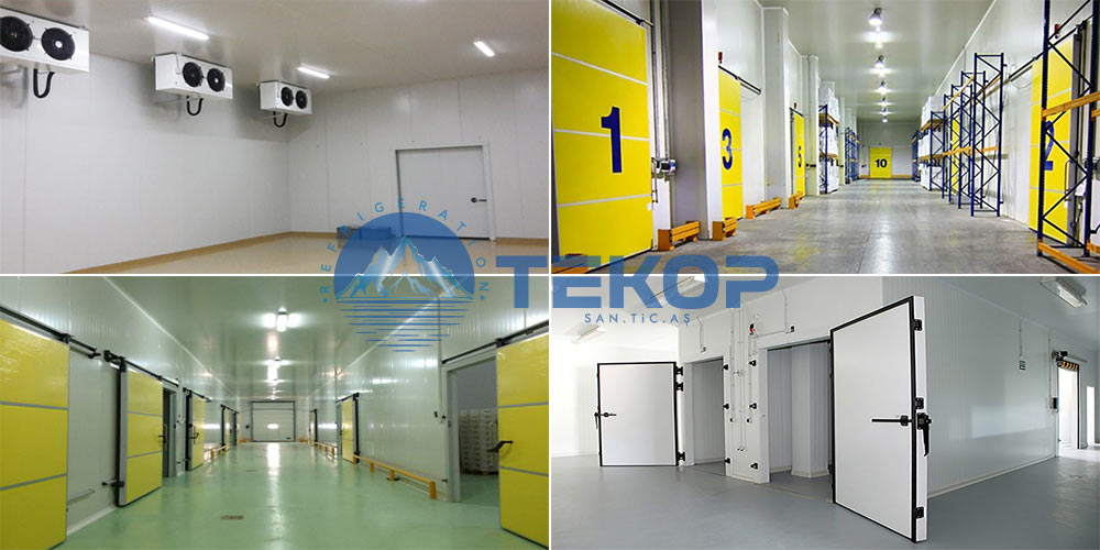 Cold Storage Rooms, Cold Room, Cold Warehouses