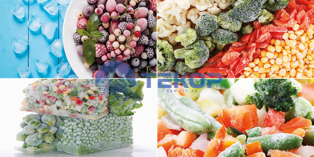 Froozen Foodstuff Storage Rooms, Froozen Foodstuff Cooling Systems, Froozen Food Cold Room