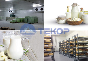 Milk and Dairy Products Refrigeration Systems