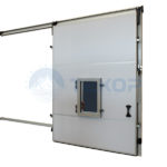 Atmosphere Controlled Door