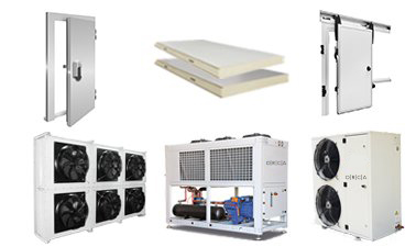 Cold Room Systems